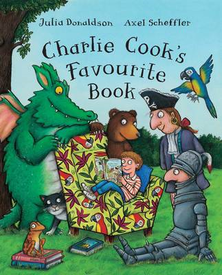 Charlie Cook's Favourite Book Big Book (BOK)