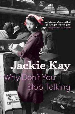 Why Don't You Stop Talking (BOK)