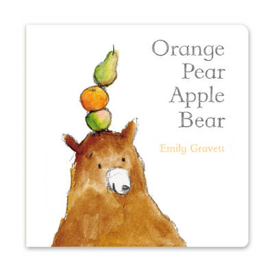 Orange Pear Apple Bear (BOK)