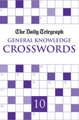 Daily Telegraph Giant General Knowledge Crosswords 10 (BOK)