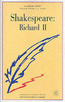 Shakespeare: Richard II (BOK)