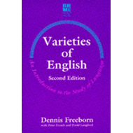 Varieties of English: An Introduction to the Study of Languages (BOK)