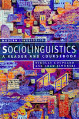Sociolinguistics: A Reader (BOK)