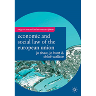 The Economic and Social Law of the European Union (BOK)
