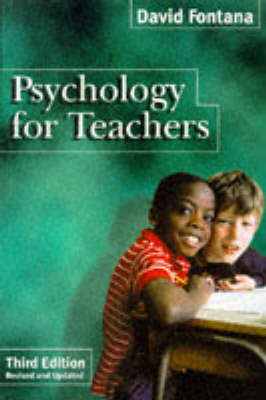 Psychology for Teachers (BOK)