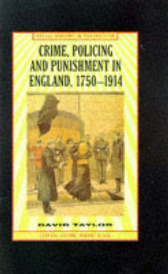 Crime, Policing and Punishment, 1750-1914 (BOK)