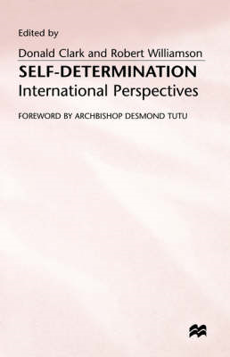 Self-determination: International Perspectives (BOK)