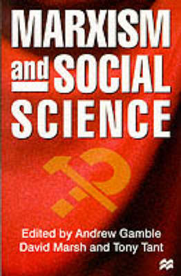 Marxism and Social Science (BOK)