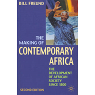 The Making of Contemporary Africa: The Development of African Society Since 1800 (BOK)