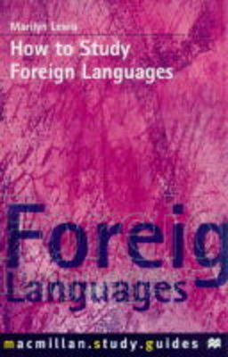 How to Study Foreign Languages (BOK)