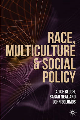 Race, Multiculture and Social Policy (BOK)