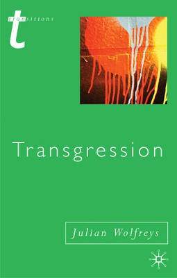 Transgression: Identity, Space, Time (BOK)