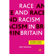 Race and Racism in Britain, Third Edition (BOK)