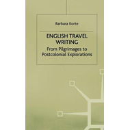 English Travelogue: From Pilgrimage to Postcolonial (BOK)