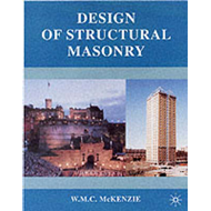 Design of Structural Masonry (BOK)