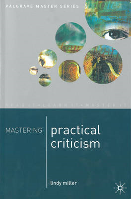 Mastering Practical Criticism (BOK)