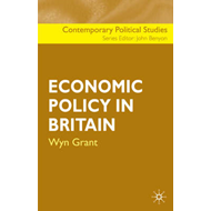 Economic Policy in Britain (BOK)
