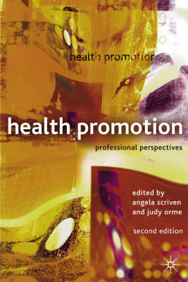 Health Promotion: Professional Perspectives (BOK)