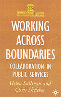 Working Across Boundaries: Collaboration in Public Services (BOK)