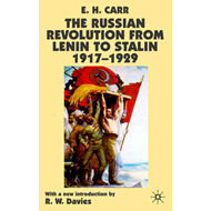 The Russian Revolution from Lenin to Stalin 1917-1929 (BOK)
