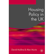 Housing Policy in the UK (BOK)