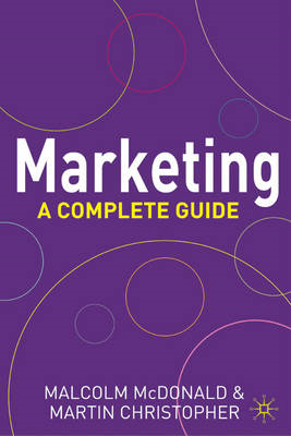 Marketing: A Complete Guide (BOK)