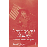 Language and Identity: National, Ethnic, Religious (BOK)