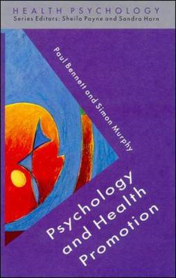 Psychology And Health Promotion (BOK)