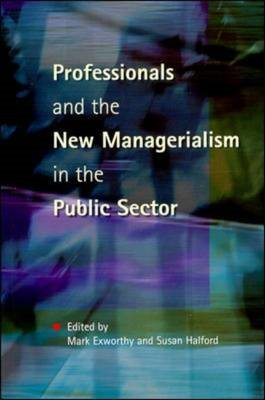 Professionals and New Managerialism (BOK)