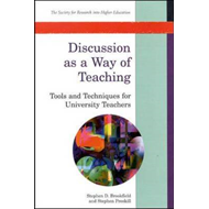 Discussion as a Way of Teaching: Tools and Techniques for University Teachers (BOK)