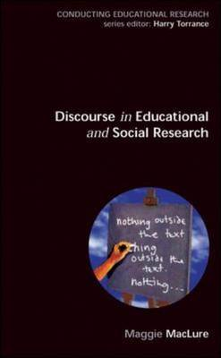 Discourse in Educational and Social Research (BOK)