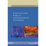 Evaluating Public Management Reforms: Principles and Practice (BOK)