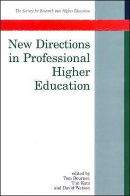 New Directions in Professional Higher Education (BOK)