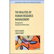 Realities of Human Resource Management: Managing the Employment Relationship (BOK)