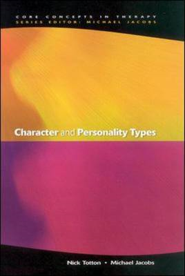 Character and Personality Types (BOK)