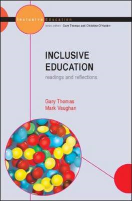 Inclusive Education: Readings and Reflections (BOK)