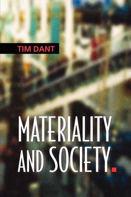 Materiality and Society (BOK)
