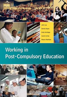 Working in Post-compulsory Education (BOK)