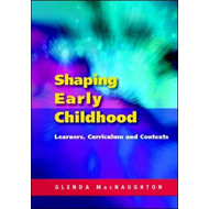 Shaping Early Childhood (BOK)