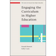 Engaging the Curriculum in Higher Education (BOK)