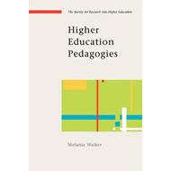 Higher Education Pedagogies: A Capabilities Approach (BOK)