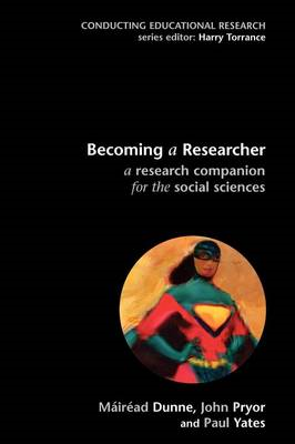 Becoming a Researcher: A Companion to the Research Process (BOK)