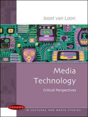 Media Technology: Critical Perspectives (BOK)