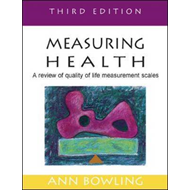 Measuring Health (BOK)