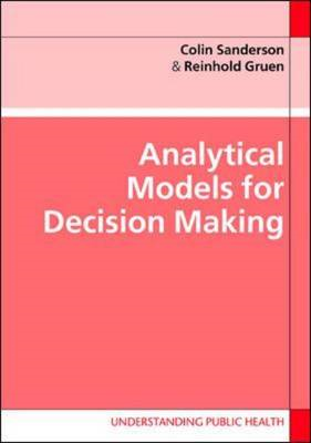 Analytical Models for Decision-Making (BOK)