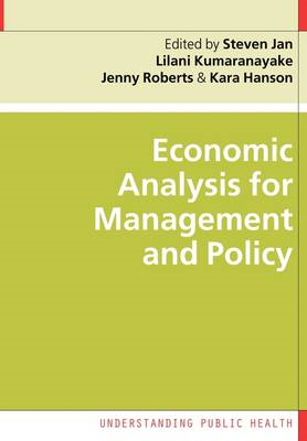 Economic Analysis for Management and Policy (BOK)