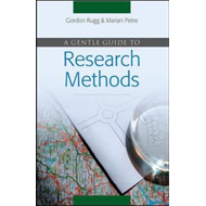 A Gentle Guide to Research Methods (BOK)