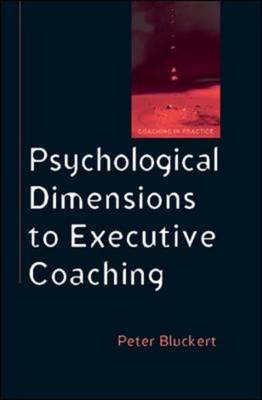 Psychological Dimensions of Executive Coaching (BOK)