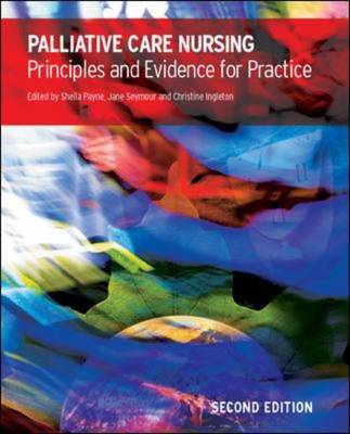 Palliative Care Nursing: Principles and Evidence for Practice (BOK)