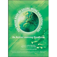 Values in the Helping Professions: An Active Learning Handbook (BOK)
